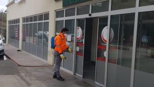Büyükşehirde koronavirüs mücadelesi hız kesmiyor