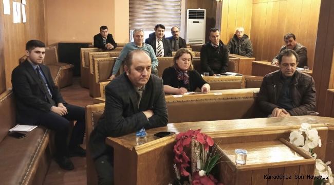 Çaycuma Belediyesi'nde Kriz Komitesi Kuruldu