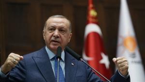 Cumhurbaşkanı Erdoğan, AK Parti İl Başkanları Toplantısı'nda konuştu.