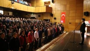 İstiklal Marşının Kabulünün 99. Yılı Kutlandı