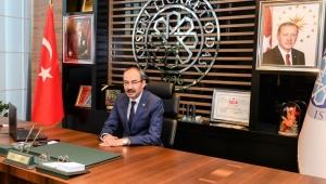 KTO Başkanı Gülsoy, ''Miraç bir yükseliştir''