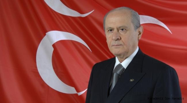 MHP Genel Başkanı Devlet Bahçeli: Ekonomik İstikrar Destek Planı'nı yürekten destekliyoruz