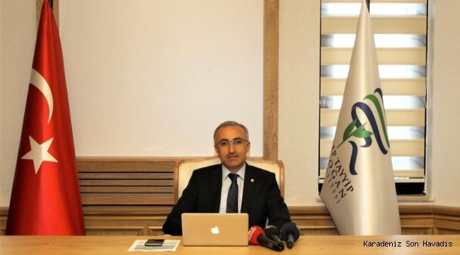 Recep Tayyip Erdoğan Üniversitesinin 14 yaşında
