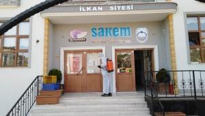 Safranbolu Belediyesi Dezenfektasyon Çalışmalarına Aralıksız Devam Ediyor