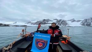 Türk Deniz Kuvvetleri Seyir, Hidrografi ve Oşinografi Dairesi Başkanlığı Antarktika'da