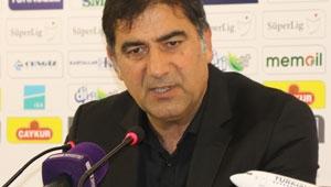 Ünal Karaman'dan maç sonu açıklaması