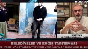 AK Parti Genel Başkan Yardımcısı Mahir Ünal gündeme ilişkin soruları yanıtladı.