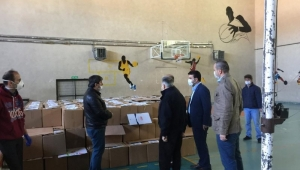 Başkan Fatih Çakır Köyleri Unutmadı