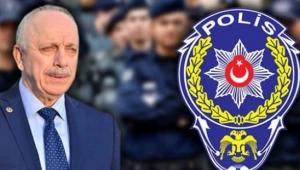 Hüseyin Özbakır Türk Polis Teşkilatının 175. Yılını Kutladı
