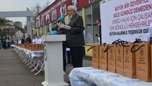 Kdz. Ereğli Belediyesi 45 Bin Haneye Sağlık Seti Dağıtımına Başladı