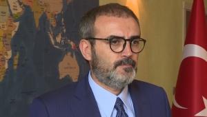 AK Parti Genel Başkan Yardımcısı Mahir Ünal,Twitter'danbir açıklama paylaştı.