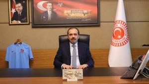 AK Parti Trabzon Milletvekili Muhammet Balta, Ramazan Bayramını Kutladı!