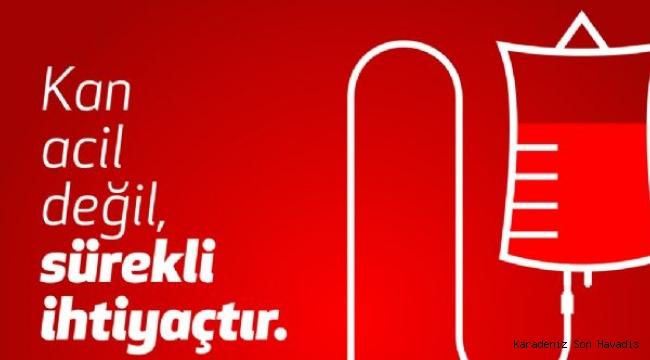 HAYDİ HENDEK KAN VERMEYE!