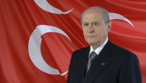 MHP Genel Başkanı Devlet Bahçeli'nin Ramazan Bayramı Kutlaması
