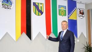 Başkan Kantarcı'ya Almanya'dan Mektup
