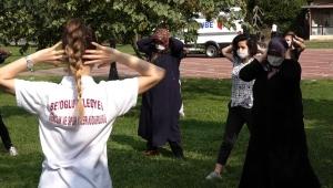 Beyoğlu Yeni Normale Sporla Başladı