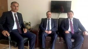 GMİS'TEN ANKARA'DA ZİYARETLER