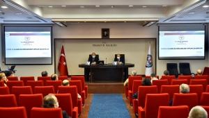 İL PANDEMİ KURULU TOPLANTISI YAPILDI