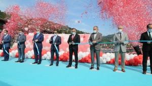 Taşlıdere Vadisi Islahı 5. Kısım Projesi açılışı gerçekleştirildi