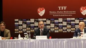 2019-2020 Sezonunda Süper Lig, TFF 1, TFF 2 ve TFF 3. Lig'de düşme olmayacak