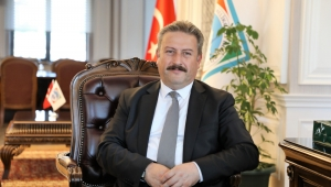 BAŞKAN PALANCIOĞLU, İSO İLK 500'E GİREN KAYSERİ FİRMALARINI KUTLADI