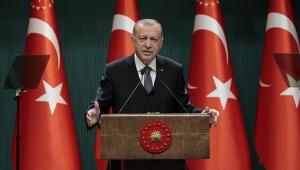 Cumhurbaşkanı Erdoğan, Kabine Toplantısı'nın ardından basın toplantısı düzenledi