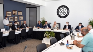 KTO'da Turizm Sektörü Kredileri Konuşuldu