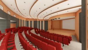 Melikgazi yeni tiyatro salonuna yakında kavuşuyor...