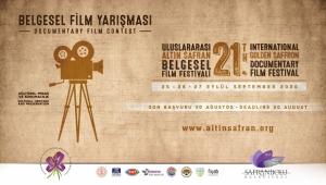 21. Uluslararası Altın Safran'da Belgesel Film Yarışması başvuru sürecinde son hafta