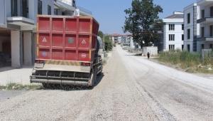 Arifiye Belediyesinden Soğuk Asfalt AtağI