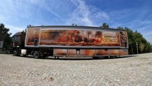 Çanakkale Savaşları Mobil Müzesi Yola Çıkıyor...
