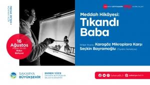 Kültür sanat etkinliklerinde hafta sonu programı