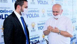 AK Parti Rize İl Başkanı, İshak ALİM