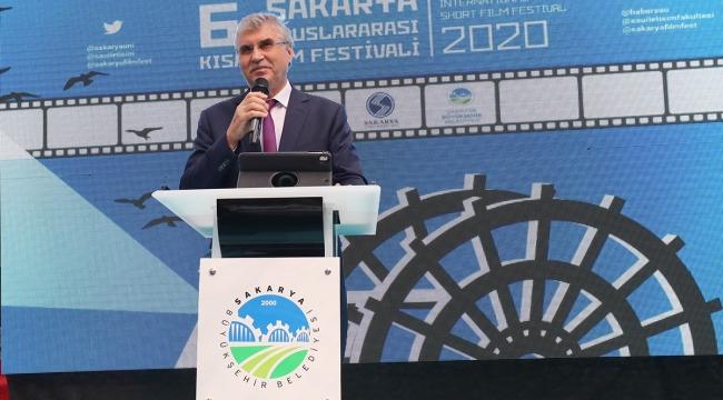 """""""Uluslararası Kısa Film Festivali şehrin değerlerini öne çıkaracak"""""""