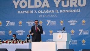 AK Parti bir millet hareketidir