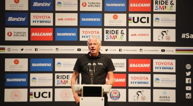 """Ayçiçeği Bisiklet Vadisi Avrupa'nın en iyi bisiklet tesisi"""