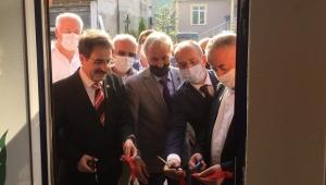 CHP Salarha belde teşkilatını açtı