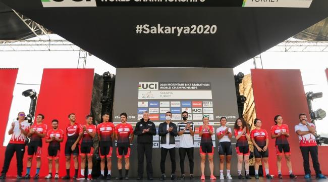 Dünya Şampiyonları Spor Şehri Sakarya'da