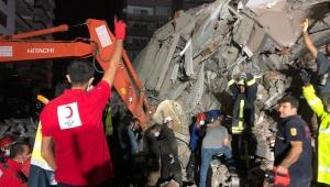 """Kınık: """"56 bin kişilik beslenme kapasitesiyle İzmir'deyiz"""""""