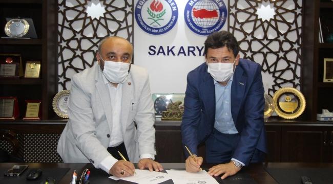 MÜSİAD Sakarya ile Memur-Sen İşbirliği Protokolü İmzaladı