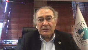 """Prof. Dr. Nevzat Tarhan: """"Pandemi döneminde iletişimin önemi ortaya çıktı"""""""