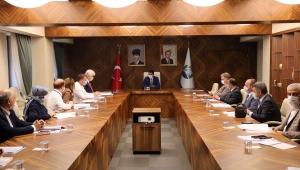 Rize İli İl İstihdam ve Mesleki Eğitim Kurulu Toplantısı Yapıldı