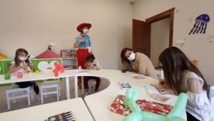 '' Safran Çocuk Oyun Evi'' Hizmete Açıldı