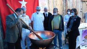 Safran Festivali Başladı