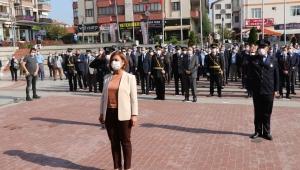 Safranbolu'da Cumhuriyet Bayramı Çelenk Sunma Töreni İle Başladı