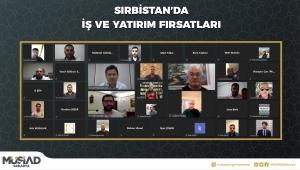 SIRBİSTAN'DA COVID-19 SONRASI TİCARET KONUŞULDU