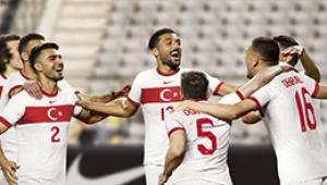 A Millî Takım'ın Hırvatistan, Rusya ve Macaristan maçları aday kadrosu açıklandı