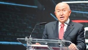 Başkan Nihat Özdemir, Uluslararası Futbol Ekonomi Forumu'nda konuştu