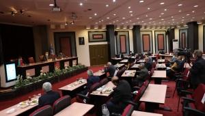 Başkan Palancıoğlu ilçenin 58 mahalle muhtarı ile görüştü