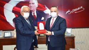 Başkan Posbıyık ''Spora ve sporcuya olan desteğimiz her zaman devam edecek ''